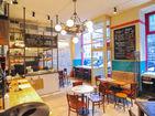 кафе «Babaganoush», Санкт-Петербург
