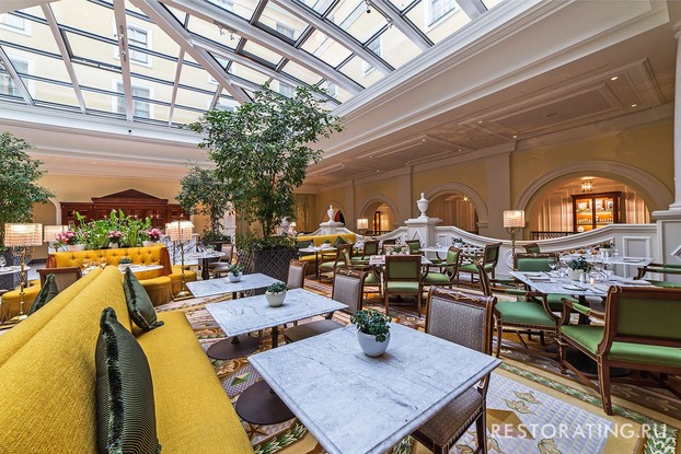 ресторан «Чайная гостиная», Санкт-Петербург