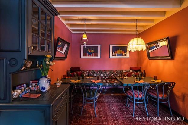 кафе «L.Brik», Санкт-Петербург