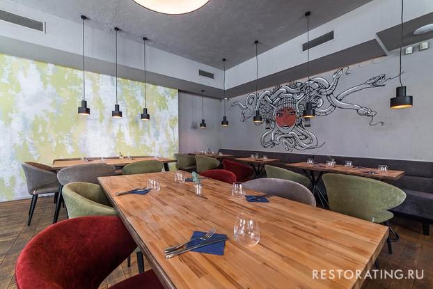 кафе «Medusa», Санкт-Петербург