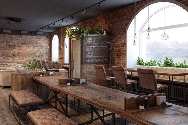 Brewmen & Redman's Kitchen: Акция для ценителей крепкого