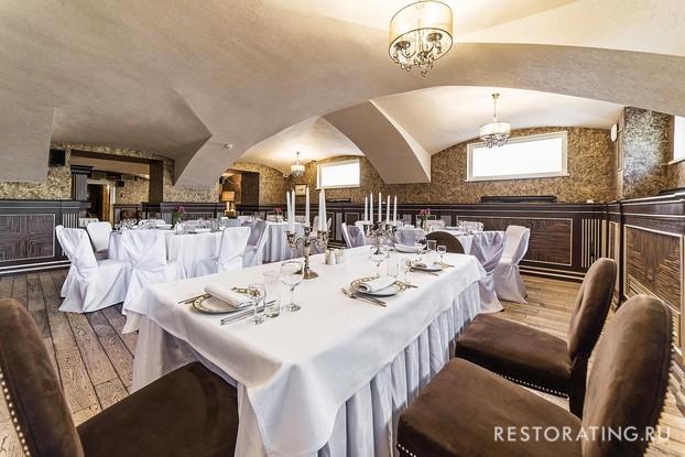 ресторан «Pogreeb», Санкт-Петербург