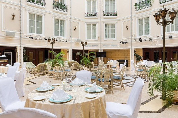 ресторан «Атриум кафе «Версаль»», Санкт-Петербург