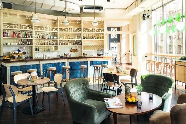 ресторан «Social Club», Санкт-Петербург