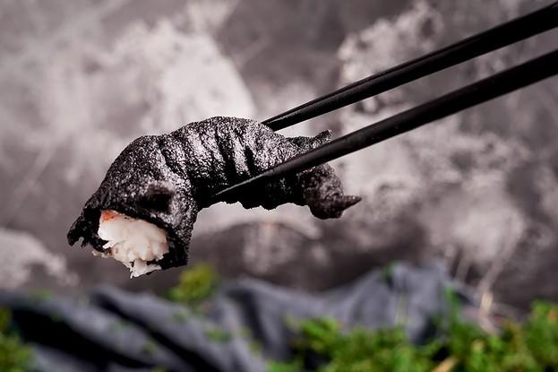 Кафе «The Buddy», Санкт-Петербург: Тигровые креветки темпура