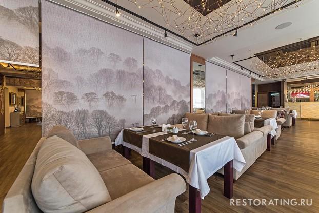 ресторан «Артишок», Санкт-Петербург