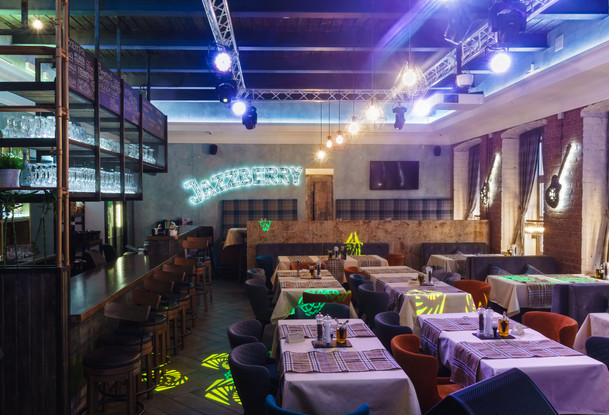 ресторан «Jazzberry», Санкт-Петербург