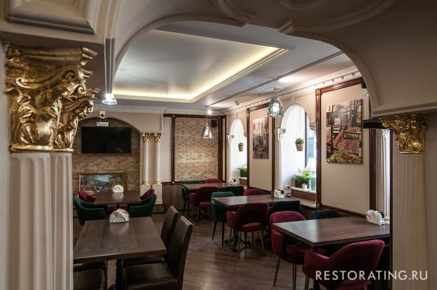 ресторан «Я люблю хинкали», Санкт-Петербург