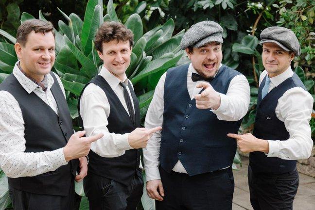 ЛарисуВаннуХочу: Sweet Hot Jazz Band