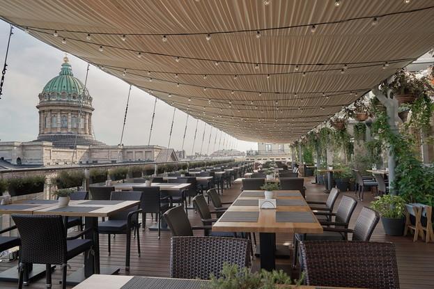 ресторан «Terrassa», Санкт-Петербург