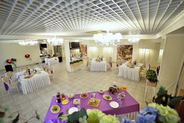 банкетный зал «Традиция Вкуса», Санкт-Петербург