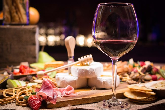 La Vue: Винный ужин