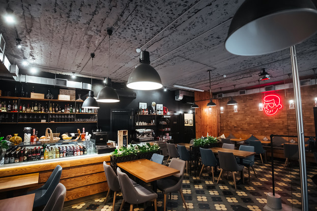 ресторан «Paninaro», Санкт-Петербург
