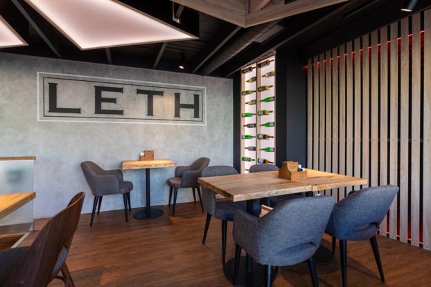 ресторан «Leth», Санкт-Петербург