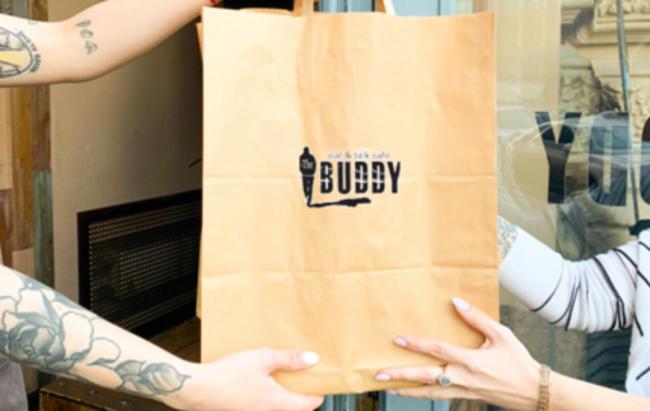 The Buddy: «С собой» дешевле