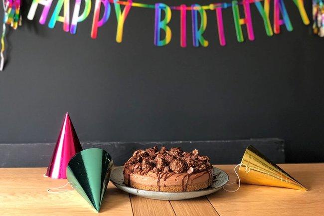 Наша Dacha: —20% в день рождения