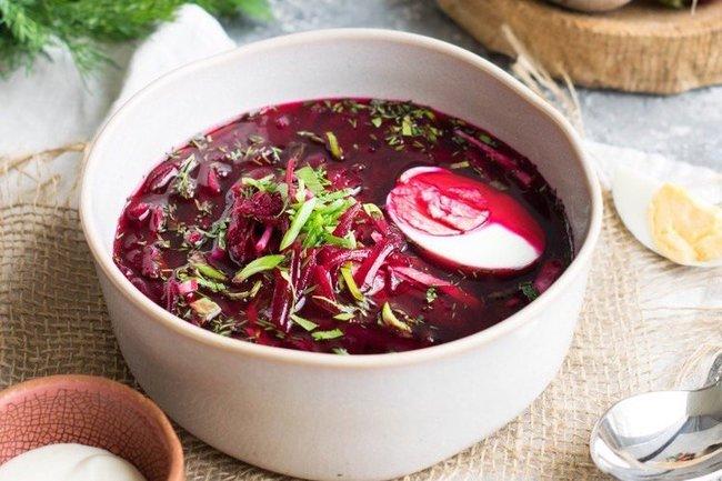Мамаlыgа: Сезонные супы