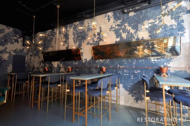 ресторан «Inwinity», Санкт-Петербург