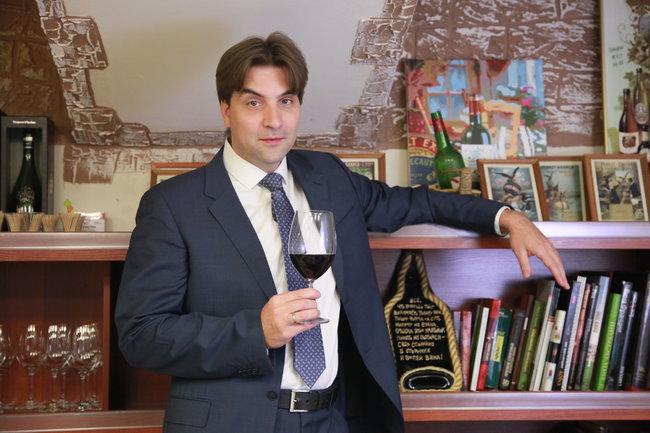 Вино и вода: Поговорим о вине