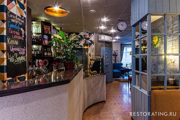ресторан «Шарлотка», Санкт-Петербург