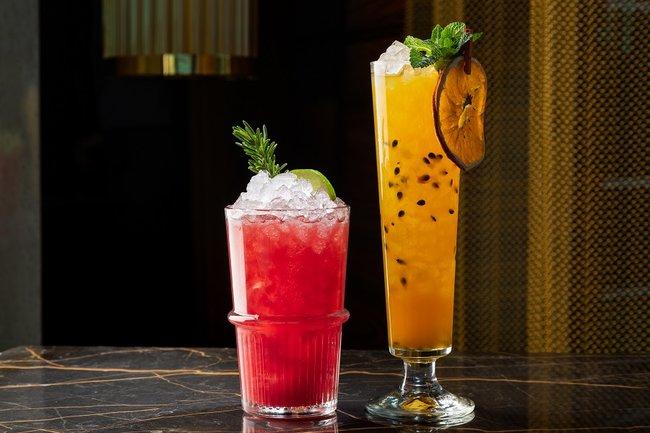 Cristal: Новое барное меню