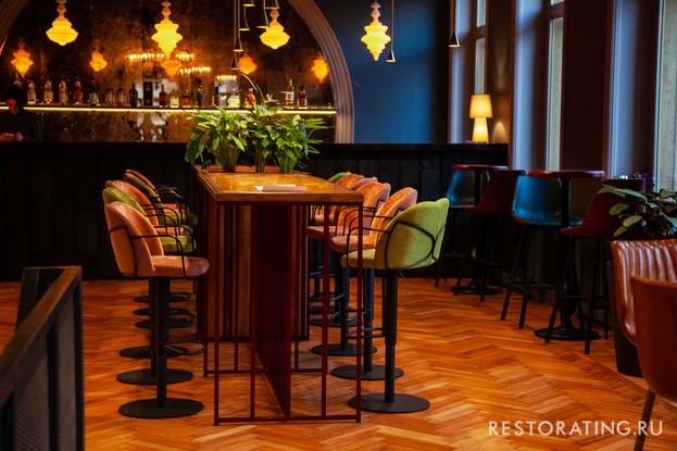 ресторан «Merula», Санкт-Петербург