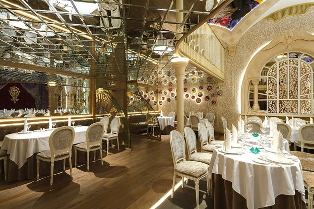 ресторан «Тройка», Санкт-Петербург