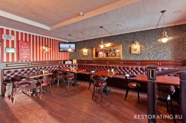 Oldham Pub & Steak house: Открытая дегустация пенного