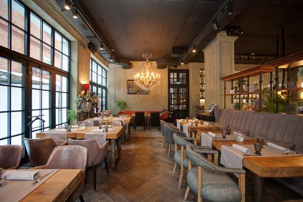 ресторан «Modus Restaurant», Санкт-Петербург