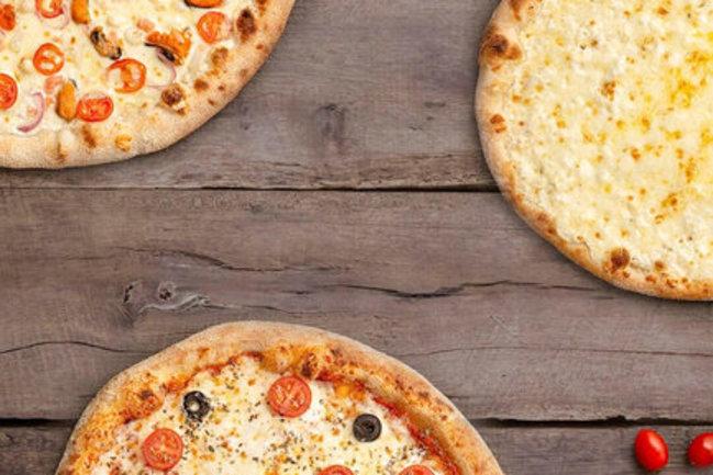 Мадлен: Три пиццы за 999