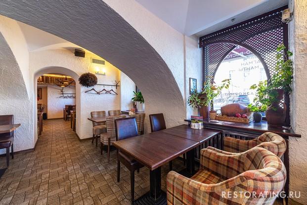 ресторан «Кавказ бар», Санкт-Петербург
