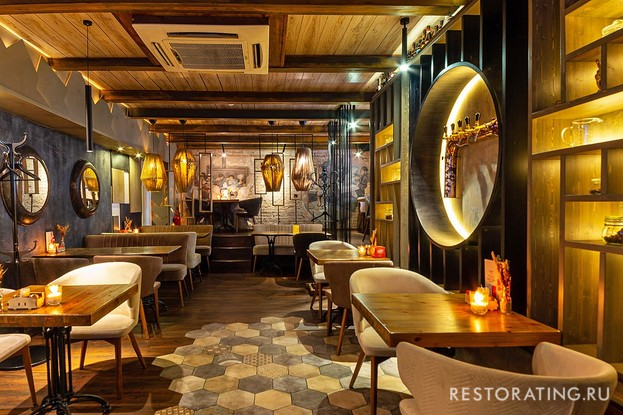 ресторан «Brasserie Kriek», Санкт-Петербург