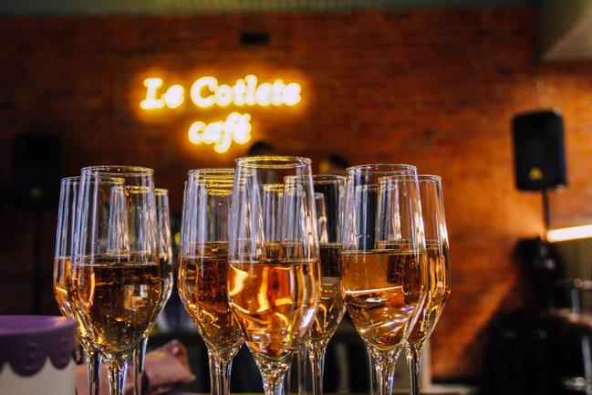 Le Cotlete Café: Эксклюзивная дегустация
